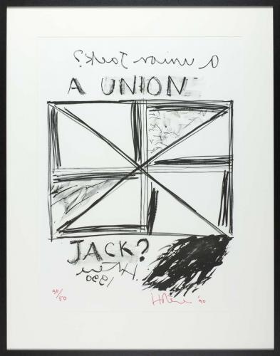 A Union Jack