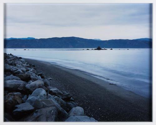 Wake, site of the Wahine sinking, Seatoun, Wellington