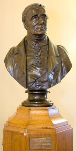 Bust of the Duke of Wellington