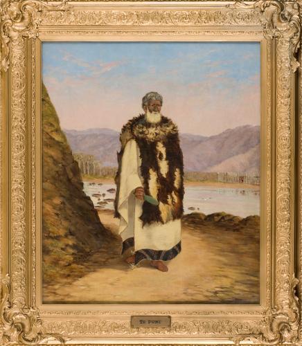Portrait of Te Puni