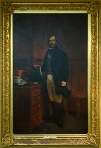 Portrait of Edward Jerningham Wakefield