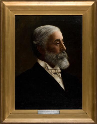 Portrait of Thomas George Macarthy