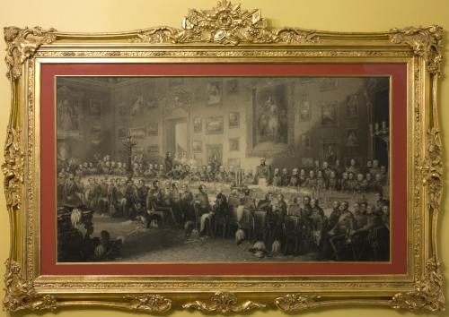 The Duke of Wellington's Last BanquetArtist: Greatbuck, William