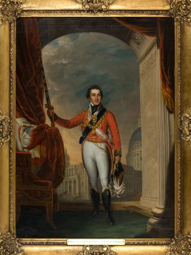 His Grace, the first Duke of Wellington