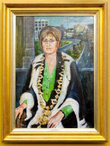 Her Worship the Mayor Kerry Prendergast